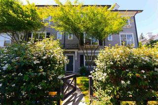 "Main Photo: 58 15075 60 Avenue in Surrey: Sullivan Station Townhouse for sale in ""NATURE'S WALK"" : MLS®# R2288464"