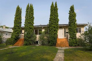 Main Photo: 11115/11117 116 Street in Edmonton: Zone 08 House Duplex for sale : MLS®# E4122831