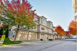 "Main Photo: 48 6852 193 Street in Surrey: Clayton Townhouse for sale in ""INDIGO"" (Cloverdale)  : MLS®# R2314971"