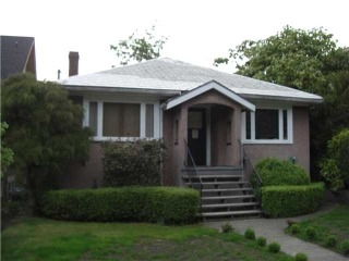 Main Photo: 5525 TRAFALGAR Street in Vancouver: Kerrisdale House for sale (Vancouver West)  : MLS® # V891682