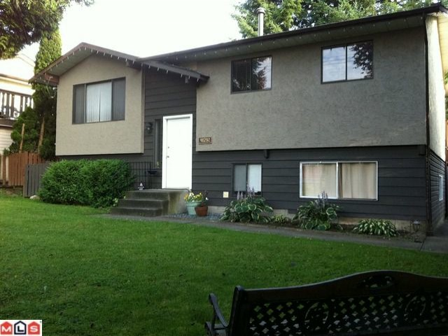 Main Photo: 18292 64TH Avenue in Surrey: Cloverdale BC House for sale (Cloverdale)  : MLS® # F1120508