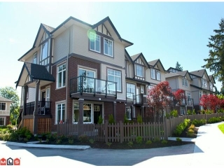 Main Photo: 66 7090 180 Street in Surrey: Townhouse for sale
