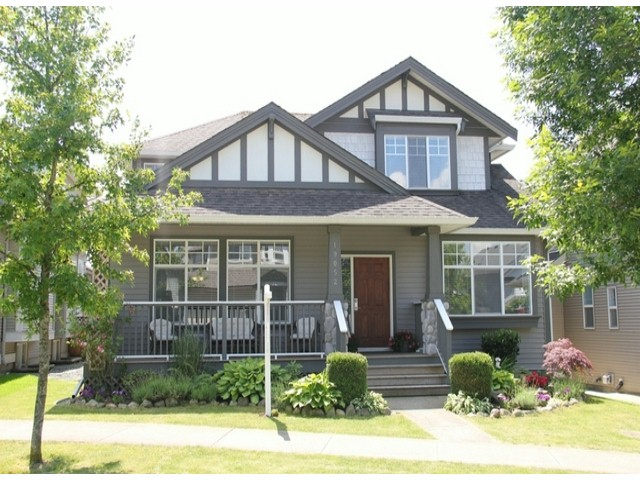 "Main Photo: 19052 68A Avenue in Surrey: Clayton House for sale in ""Clayton Village"" (Cloverdale)  : MLS® # F1414411"