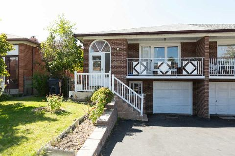 Main Photo: 120 Milady Road in Toronto: Humber Summit House (Backsplit 5) for sale (Toronto W05)  : MLS® # W3028365