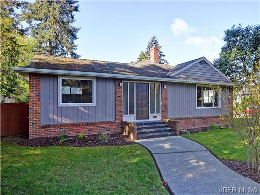 Main Photo: 2669 Arbutus Road in VICTORIA: SE Cadboro Bay Single Family Detached for sale (Saanich East)  : MLS®# 349563