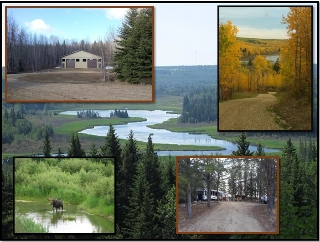 Main Photo: 631 Rge Rd 235.5: Rural Athabasca County Rural Land/Vacant Lot for sale : MLS® # E3412101