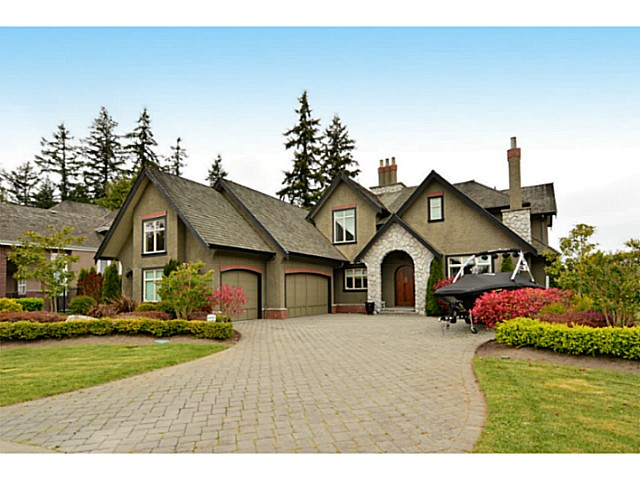 "Main Photo: 13645 20A Avenue in Surrey: Elgin Chantrell House for sale in ""Chantrell Estates"" (South Surrey White Rock)  : MLS® # F1439720"