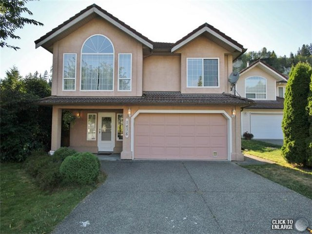 Main Photo: 1476 GALETTE Place in Coquitlam: Hockaday House for sale : MLS® # V1138741