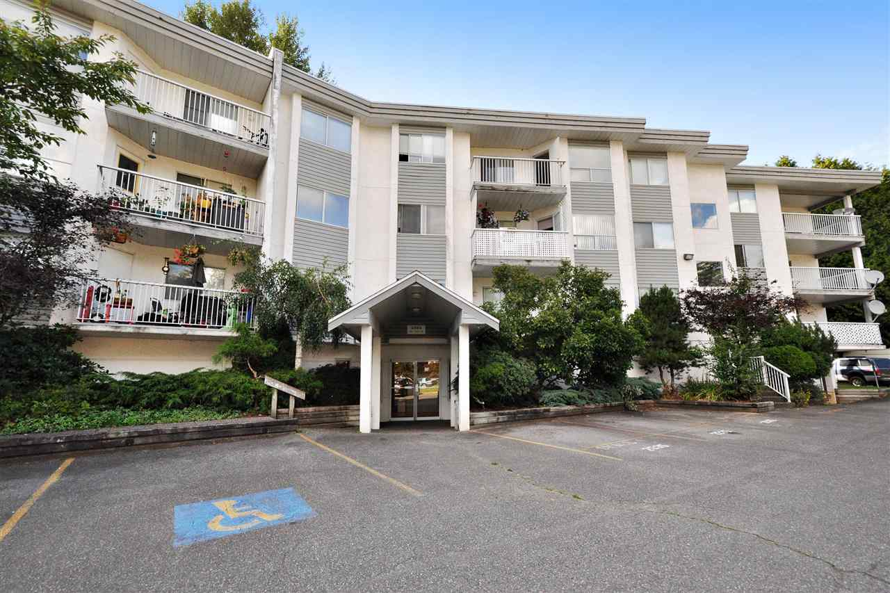 Main Photo: 306 2535 HILL-TOUT Street in Abbotsford: Abbotsford West Condo for sale : MLS® # R2092120