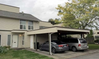 Main Photo: 28 3075 TRETHEWEY Street in Abbotsford: Abbotsford West Townhouse for sale : MLS® # R2094669