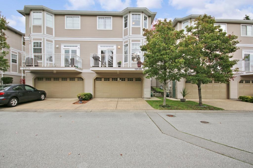 "Main Photo: 12128 66 Avenue in Surrey: West Newton Townhouse for sale in ""Hatfield Park Estates"" : MLS® # R2115950"
