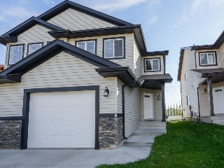 Main Photo: 5979 164 Avenue in Edmonton: Zone 03 House Half Duplex for sale : MLS(r) # E4048301