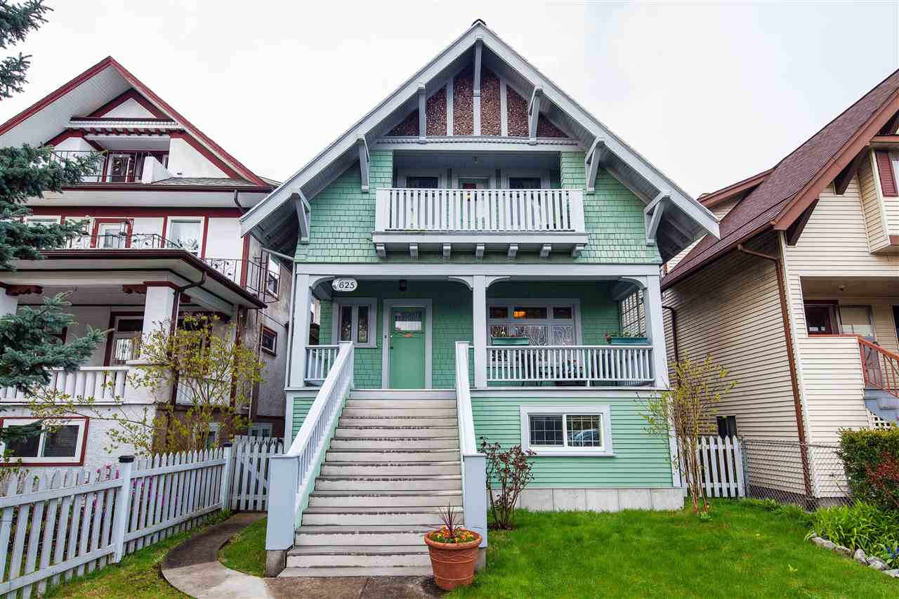 Main Photo: 625 E 49TH Avenue in Vancouver: Fraser VE House for sale (Vancouver East)  : MLS(r) # R2155681