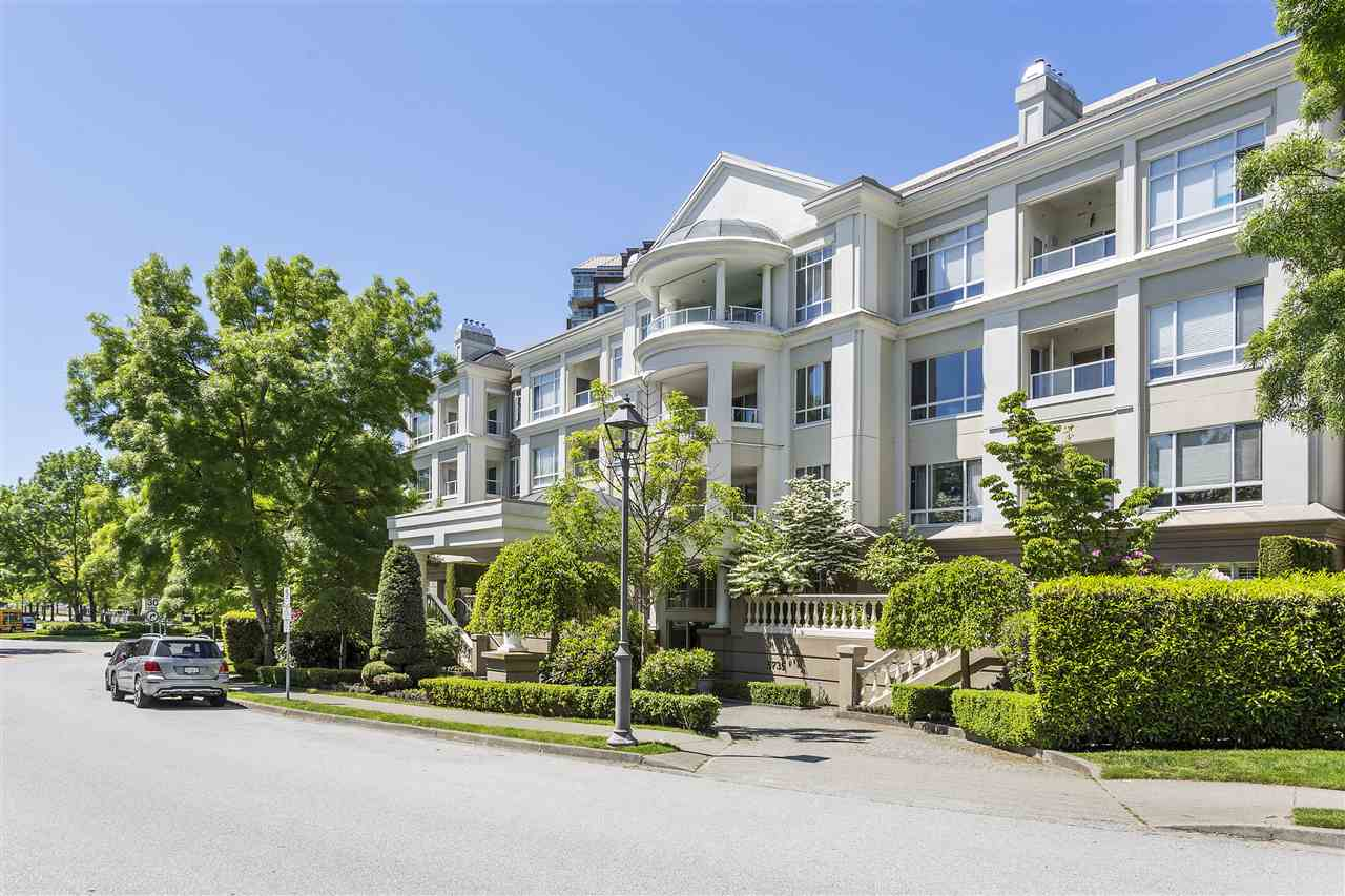 Main Photo: 113 5735 HAMPTON Place in Vancouver: University VW Condo for sale (Vancouver West)  : MLS(r) # R2169849