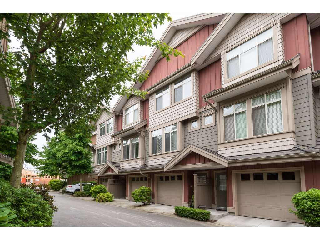 "Main Photo: 8 15151 34 Avenue in Surrey: Morgan Creek Townhouse for sale in ""SERENO"" (South Surrey White Rock)  : MLS(r) # R2177578"