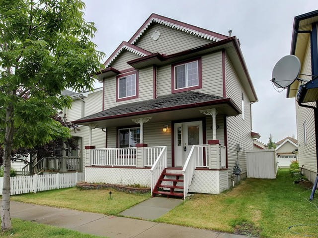 Main Photo: 4128 Tompkins Way in Edmonton: Zone 14 House for sale : MLS® # E4075165