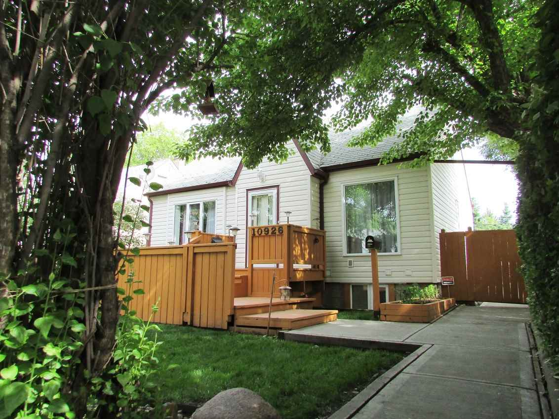 Main Photo: 10926 66 Avenue in Edmonton: Zone 15 House for sale : MLS® # E4077838
