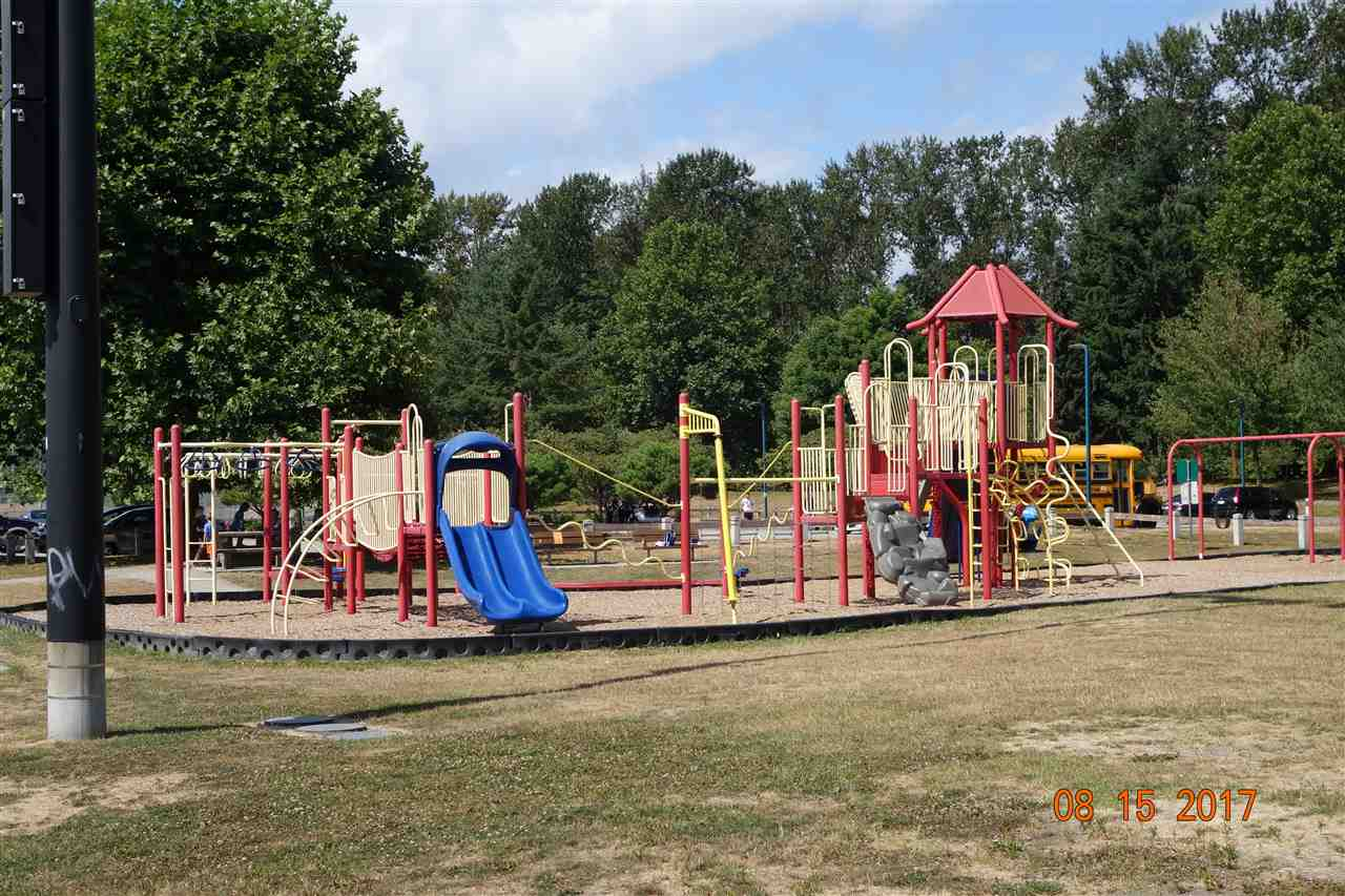 Kiddos can enjoy the playground at Gates Park