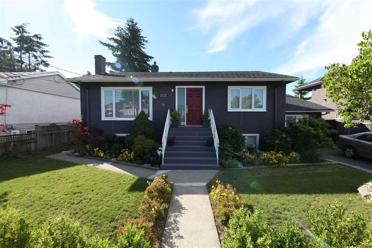 Main Photo: 7625 16TH Avenue in Burnaby: Edmonds BE House for sale (Burnaby East)  : MLS® # R2203023