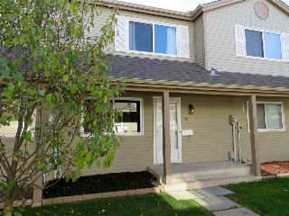Main Photo: 771 VILLAGE Drive: Sherwood Park Townhouse for sale : MLS® # E4085795