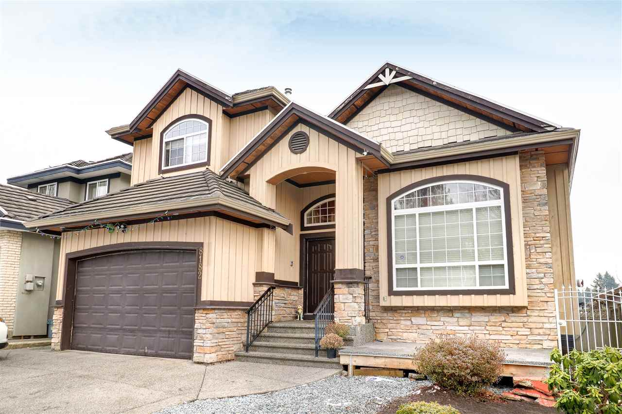 Main Photo: 8182 145 Street in Surrey: Bear Creek Green Timbers House for sale : MLS® # R2229534