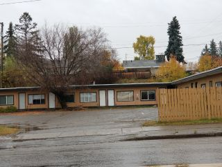 Main Photo: 1656 Victoria Street in Prince George: Business with Property for sale