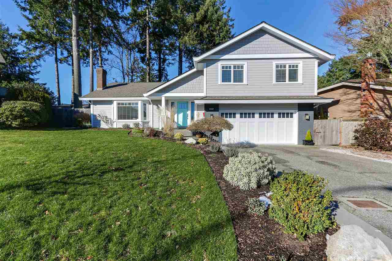 "Main Photo: 2182 153A Street in Surrey: King George Corridor House for sale in ""Penninsula Village"" (South Surrey White Rock)  : MLS® # R2242732"