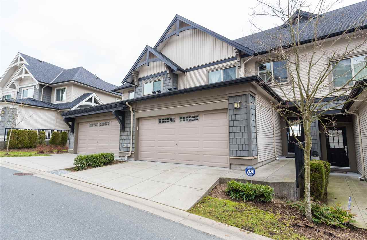 "Main Photo: 194 3105 DAYANEE SPRINGS Boulevard in Coquitlam: Westwood Plateau Townhouse for sale in ""DAYANEE SPRINGS"" : MLS®# R2247242"
