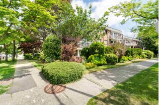 "Main Photo: 108 2080 MAPLE Street in Vancouver: Kitsilano Condo for sale in ""Maple Manor"" (Vancouver West)  : MLS®# R2273153"