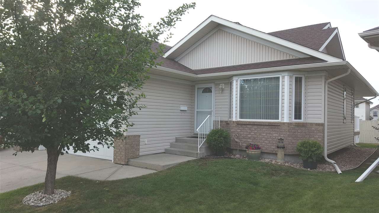 Main Photo: 8 201 Bothwell Drive: Sherwood Park House Half Duplex for sale : MLS®# E4119792