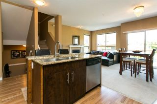"Main Photo: 60 20350 68 Avenue in Langley: Willoughby Heights Townhouse for sale in ""Sundridge"" : MLS®# R2312004"