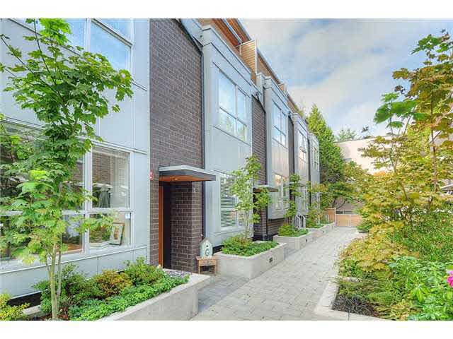 FEATURED LISTING: 5 - 2188 W 8TH Avenue Vancouver