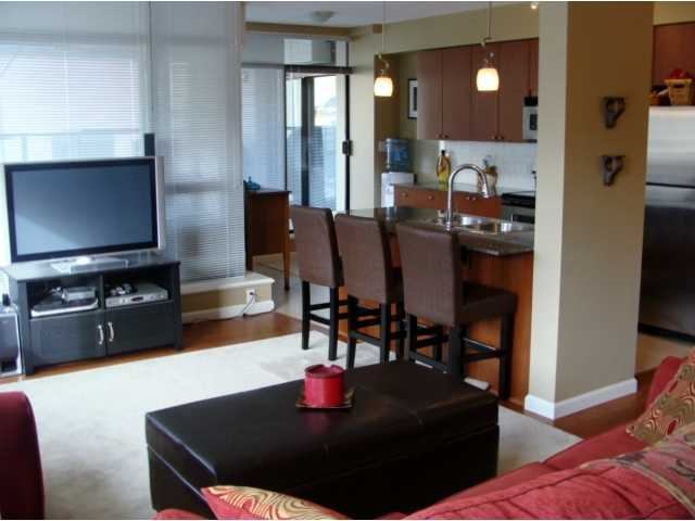 "Photo 3: 207 610 VICTORIA Street in New Westminster: Downtown NW Condo for sale in ""THE POINT"" : MLS(r) # V921216"