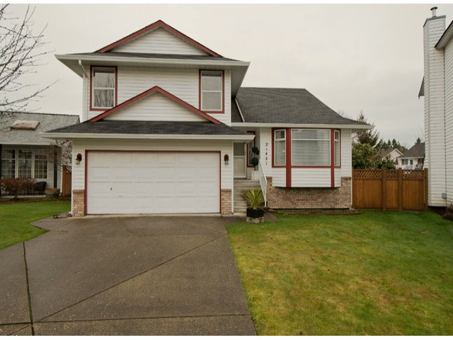 Main Photo: 21421 88B in Langley: Walnut Grove House for sale : MLS® # F1303840