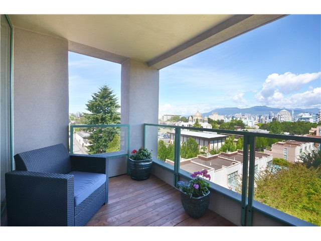 Photo 14: # 702 503 W 16TH AV in Vancouver: Fairview VW Condo for sale (Vancouver West)  : MLS® # V1018204