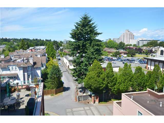 Photo 3: # 702 503 W 16TH AV in Vancouver: Fairview VW Condo for sale (Vancouver West)  : MLS® # V1018204