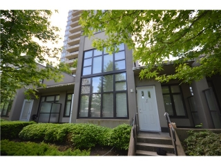 Main Photo: TH2 2355 Madison Avenue in Vancouver: Brentwood Park Townhouse for sale (Burnaby North)  : MLS(r) # V1011036