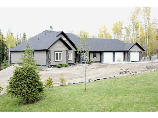 "Main Photo: 13112 WRIGHT Road in Fort St. John: Fort St. John - Rural W 100th House for sale in ""Charlie Lake"" (Fort St. John (Zone 60))  : MLS® # N231096"