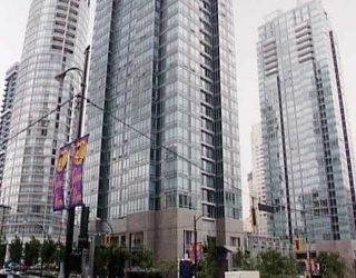 Main Photo: # 1505 1200 W GEORGIA ST in : West End VW Condo for sale : MLS® # V688813