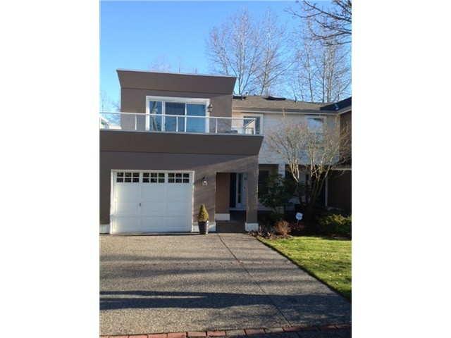 Photo 1: 1456 STEVENS Street: White Rock Townhouse for sale (South Surrey White Rock)  : MLS® # F1400124