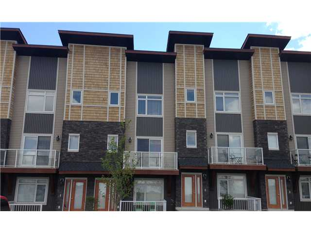 Main Photo: 293 Skyview Ranch Road NE in : Skyview Ranch Townhouse for sale (Calgary)  : MLS® # C3620243