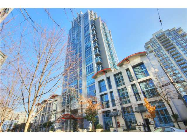 "Main Photo: 603 1238 SEYMOUR Street in Vancouver: Downtown VW Condo for sale in ""SPACE"" (Vancouver West)  : MLS®# V1096237"