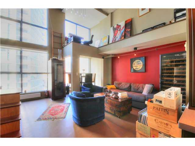 "Photo 7: 603 1238 SEYMOUR Street in Vancouver: Downtown VW Condo for sale in ""SPACE"" (Vancouver West)  : MLS® # V1096237"
