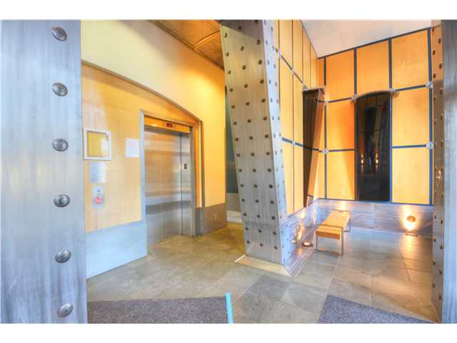 "Photo 3: 603 1238 SEYMOUR Street in Vancouver: Downtown VW Condo for sale in ""SPACE"" (Vancouver West)  : MLS® # V1096237"