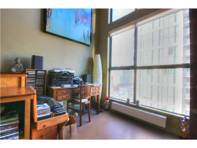 "Photo 8: 603 1238 SEYMOUR Street in Vancouver: Downtown VW Condo for sale in ""SPACE"" (Vancouver West)  : MLS® # V1096237"
