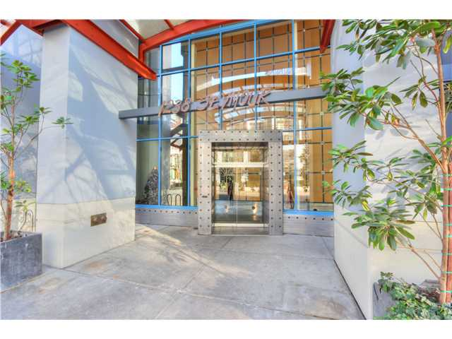 "Photo 2: 603 1238 SEYMOUR Street in Vancouver: Downtown VW Condo for sale in ""SPACE"" (Vancouver West)  : MLS® # V1096237"