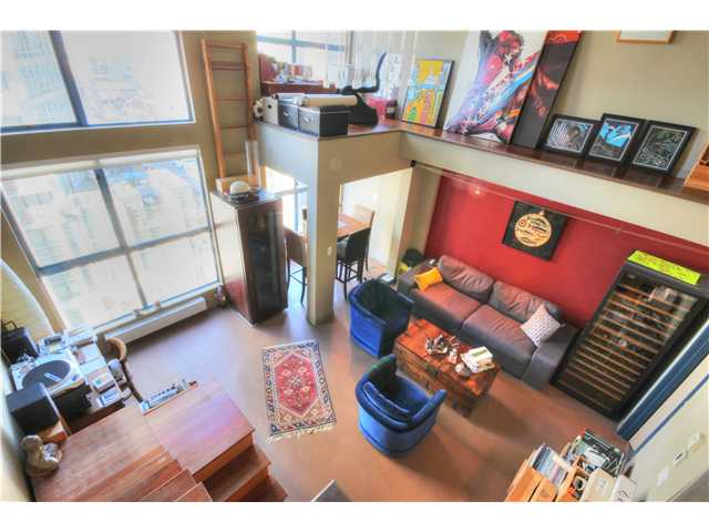 "Photo 10: 603 1238 SEYMOUR Street in Vancouver: Downtown VW Condo for sale in ""SPACE"" (Vancouver West)  : MLS® # V1096237"