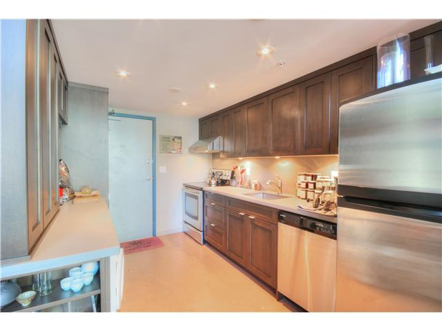 "Photo 4: 603 1238 SEYMOUR Street in Vancouver: Downtown VW Condo for sale in ""SPACE"" (Vancouver West)  : MLS® # V1096237"