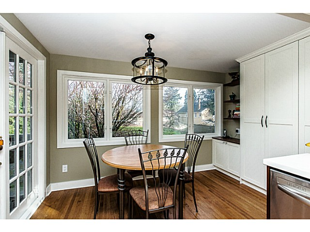 Photo 7: 331 ARBUTUS Street in New Westminster: Queens Park House for sale : MLS® # V1101805