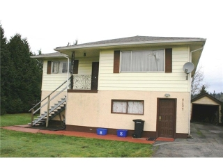 "Main Photo: 6137 10TH Avenue in Burnaby: Big Bend House for sale in ""BIG BEND"" (Burnaby South)  : MLS®# V1107841"